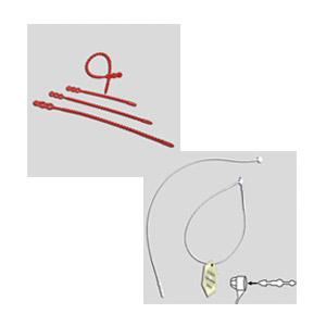 Kabelbinder, Blitzbinder