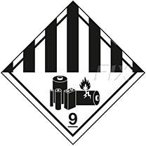 Gefahren Kl. 9 Gefährliche Stoffe