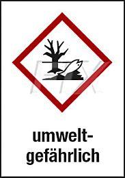 GHS - umweltgefährlich