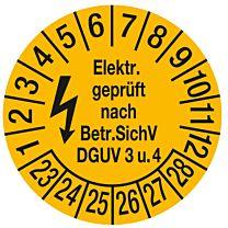 Geprüft nach DGUV-Information 208-016 Leitern u.Tritte