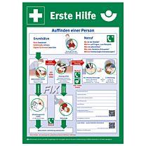 Anleitung zur Ersten Hilfe