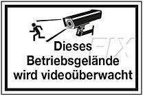 Videoüberwachung Betriebsgelände