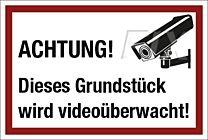 Videoüberwachung Grundstück