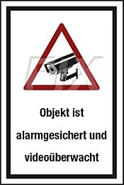 Videoüberwachung Objekt