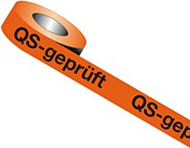 QS-Band: QS - geprüft