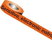 QS-Band: Sensitive, electr. instruments