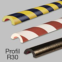 Rohrschutz R30 - Prallschutz für Rohre, selbstklebend