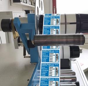 Druck Rollenettiketten Maschine direkt vom Hersteller