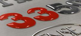 individuelle 3D-Etiketten