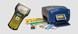 Schilder- und Etikettendrucker