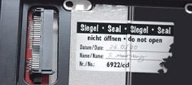 individuelle Sicherheitsetiketten
