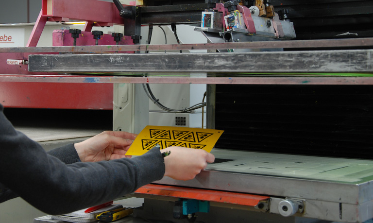individueller Bogendruck direkt vom Hersteller